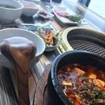 A5和牛本格石焼麻婆豆腐(wagyu焼肉 伊萬里 GINZA)
