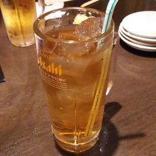 無糖紅茶(団欒 炎 京急川崎店)
