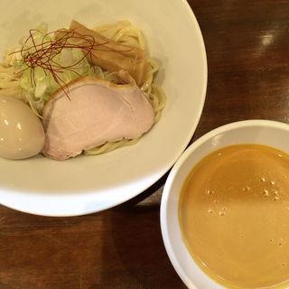 オマール海老香る濃厚つけ麺(香味亭 (KOUMITEI))