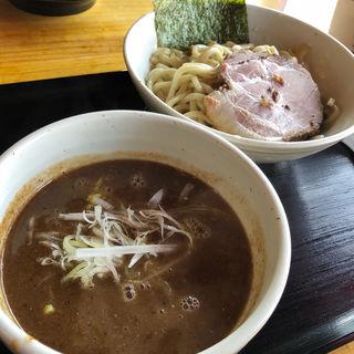 魚介とんこつつけ麺(らー麺 鉄山靠 (てつざんこう))