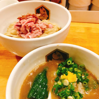 特製真鯛つけ麺(真鯛らーめん 麺魚 )