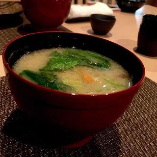 野菜みそ汁(健太郎食堂絆 )