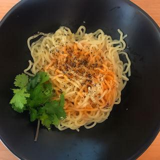 汁無し坦々麺 冷(濃厚担担麺 博多 昊(おおぞら))