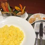 デュエットカレー(カレーダイニング アビオン (Curry Dining AVION))