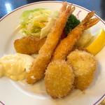 魚介ミックスフライ