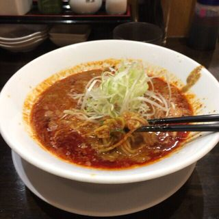 白胡麻タンタン麺(ちー坊の担々麺 阿波座店 )