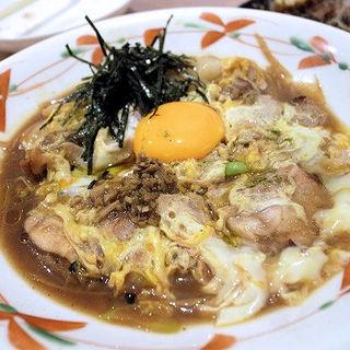 親子煮(らーめん天神下 大喜)