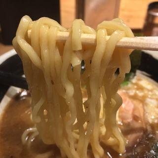 醤そば(麺場 浜虎 (メンバ・ハマトラ))