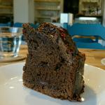 チョコレートと赤ワインのケーキ(イタリア家庭料理の教室とお惣菜のお店 カーザ・ミーア)