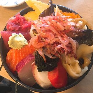 ちらし寿司(寿司芳 (すしよし))