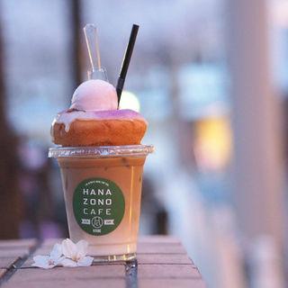 ミミラテ(HANAZONO CAFE (ハナゾノ カフェ))