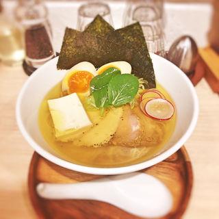あっさりIINO 塩海老(RAMEN CAFE de IINO)