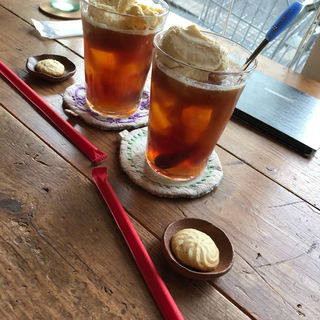 コーヒーフロート(カフェ オチコチ)