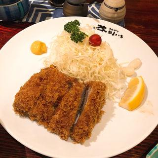 ヒレ定食(とんかつ やまいち )