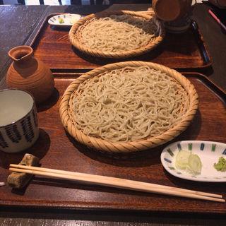 ざるそば(松下 (マツシタ))
