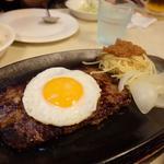 ハンバーグステーキ S