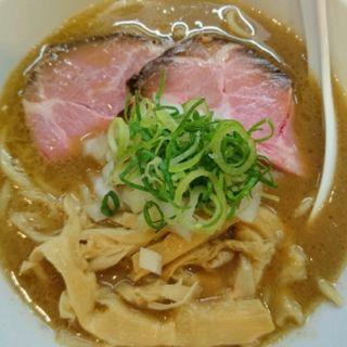 魚介豚骨ラーメン(浜田山 )