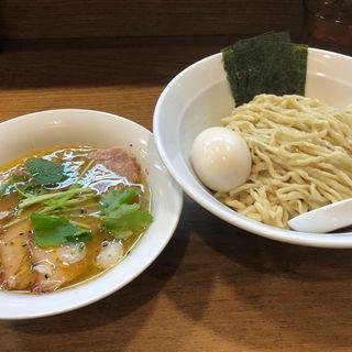 特製つけ麺(らぁめん山と樹)