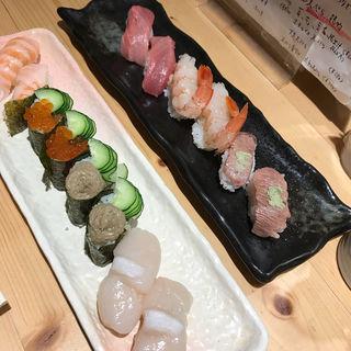 お寿司(ときすし 東心斎橋店 )
