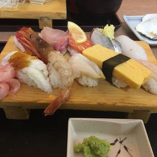 いちば寿司ランチ(にほんのうみ )