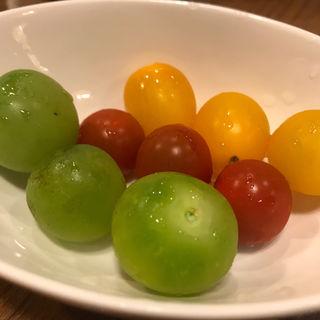 冷やしトマト(栃木屋 )