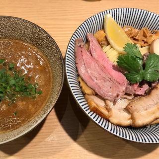 ラムつけめん(全部のせ)(メンショー トーキョー (MENSHO TOKYO))
