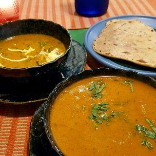 チキンバターマサラ(インド家庭料理 ラニ (RAANi))