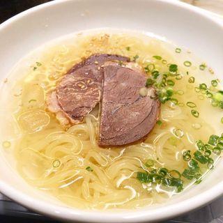 冷麺(京の焼肉処 弘 西院店)