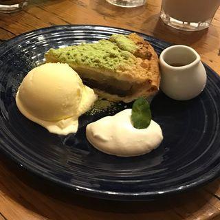 あんことクリームチーズ(グラニースミス)