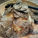 トリュフたまごかけご飯(十番右京 )
