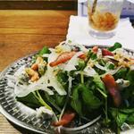 クレソンとゴルゴンゾーラのサラダ