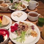 ピタパンサンドモーニング(ホテルアンテルーム京都 )