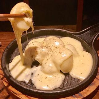 ラクレット(ワイン・チーズ&天然木 Unico (ウニコ))