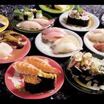 回転寿司食べ放題(120分)