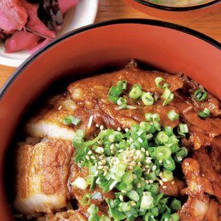 炭火豚丼(和ガリコ 神田店)