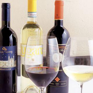 ワイン(ピアッティ カステリーナ )