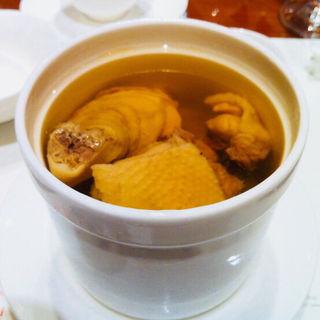 鶏湯(Din Tai Fung SHANG HAI)