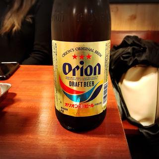 オリオンビール(鍋焼ぼうず)