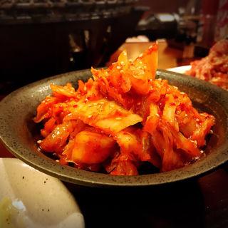 白菜キムチ(鍋焼ぼうず)