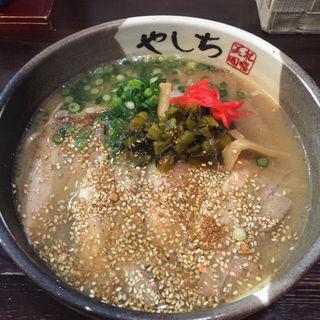 醤油チャーシューラーメン(麺屋 やしち (めんや やしち))