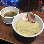 昆布水つけ麺(醤油)大盛り