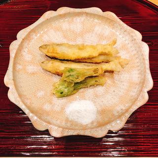 稚鮎の天ぷら(いち太 )