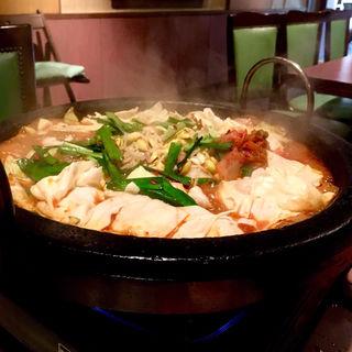 コプチャン鍋(1人前)(明洞 )