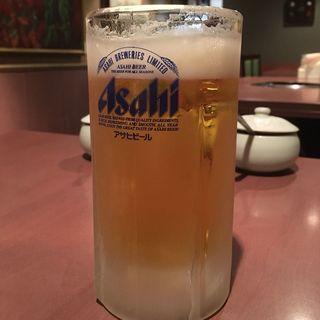 生ビール(中)(明洞 )
