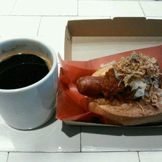 ゴリラドッグ(GORILLA COFFEE 渋谷店 (ゴリラコーヒー))
