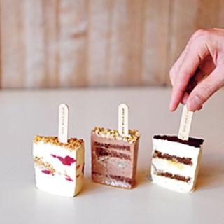自家製アイスキャンディ