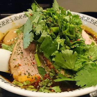 スパイス・特製ラー麺(卍力 (マンリキ))