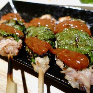 特製梅肉のしそ巻き(馳走庵 京橋店 )