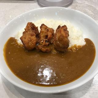 唐揚げカレー(カレーハウスリオ ジョイナス店)