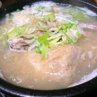 参鶏湯(オアシス )